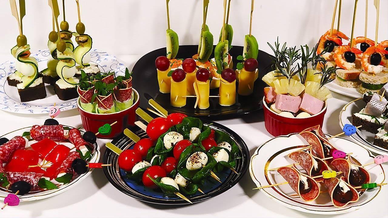 Рецепты на новый год: холодные закуски на поварёнок.ру