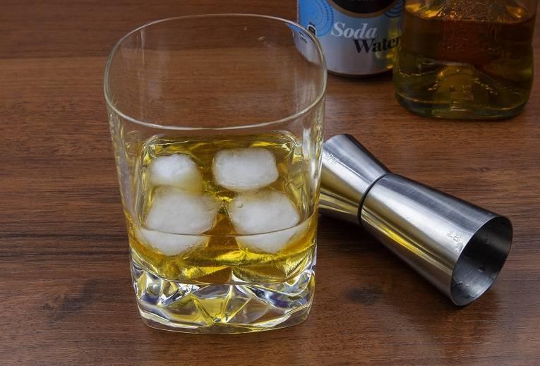 Как приготовить виски с соком
