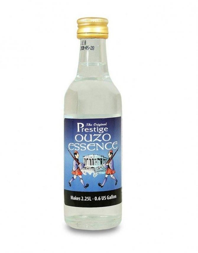 Анисовая водка: как готовить и употреблять