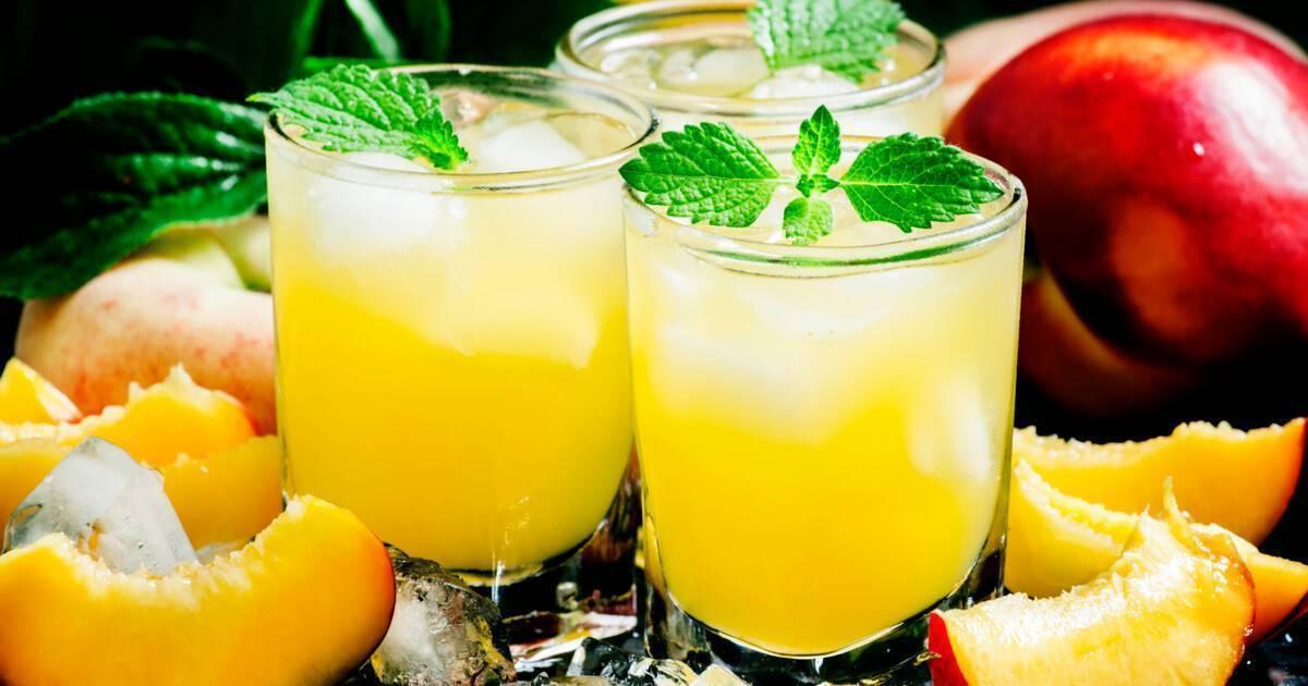 Секреты приготовления домашнего персикового ликера с фото для новичков