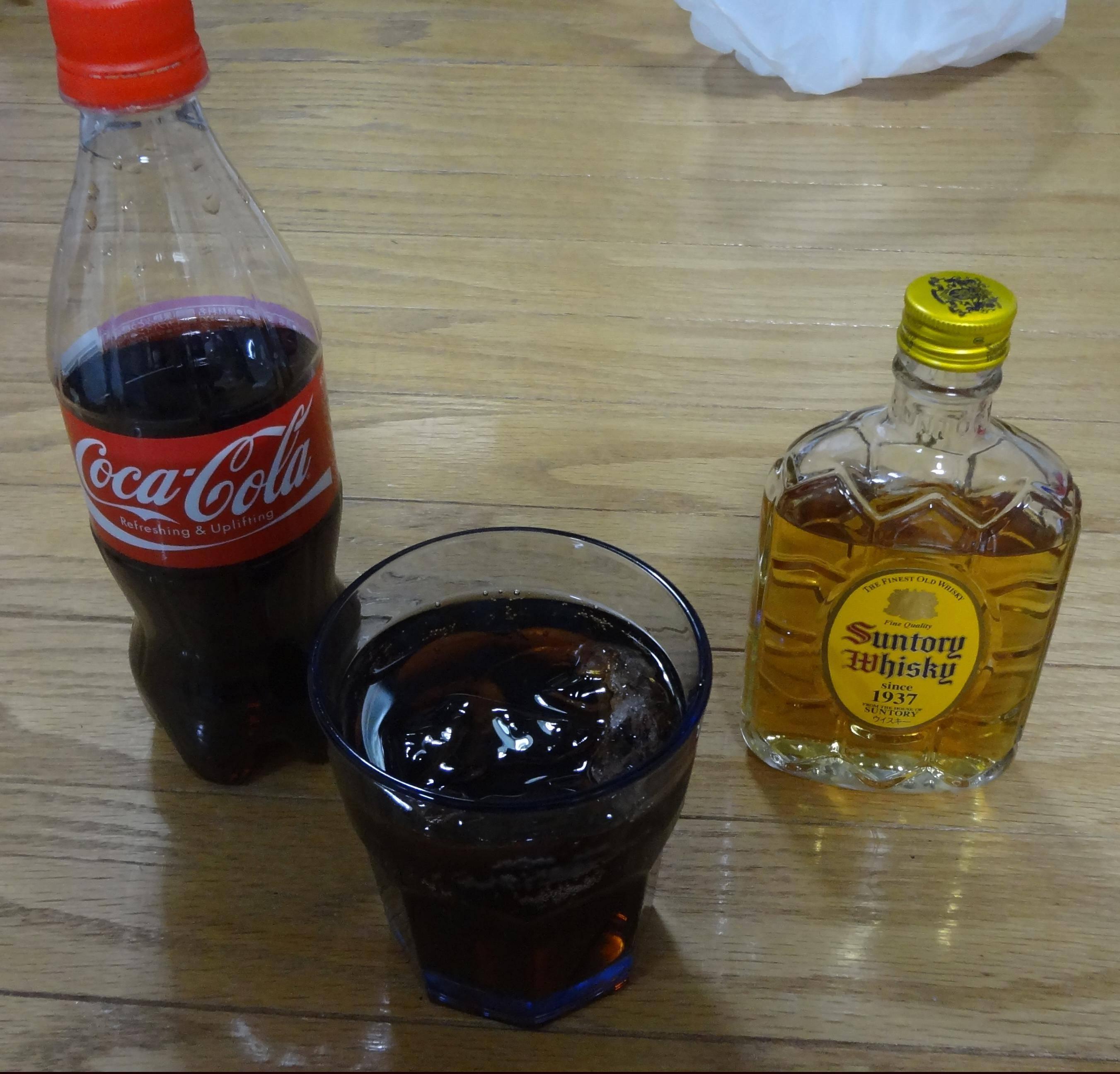 Коньяк с колой как пить правильно