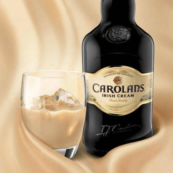 Кэроланс: обзор ликера, как пить + 5 рецептов коктейлей