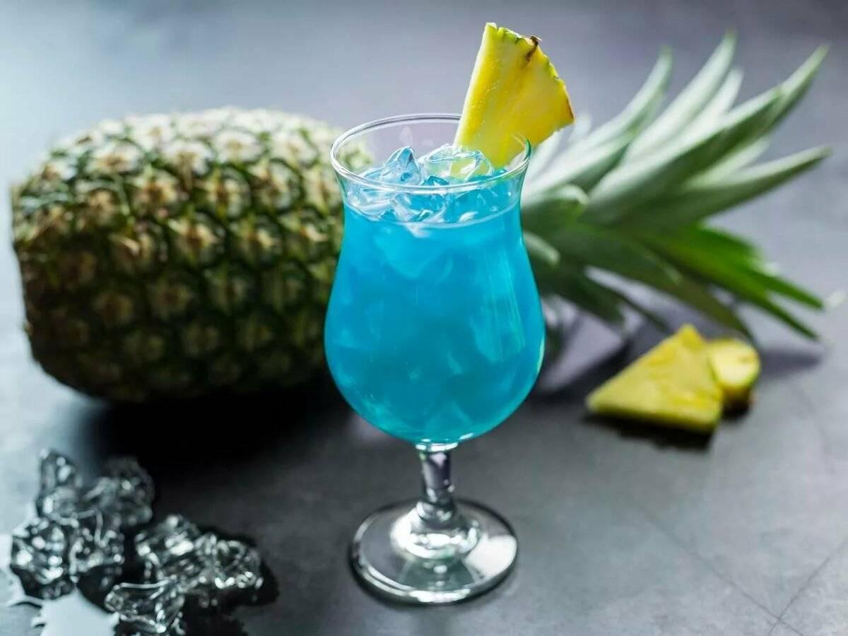 """Готовим сами коктейль """"голубые гавайи"""". гавайские коктейли: рецепты, способы приготовления, состав"""