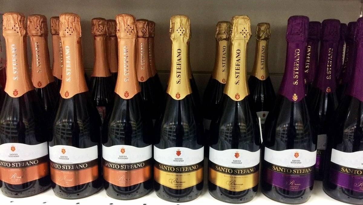 Санто стефано процент алкоголя | wine & water