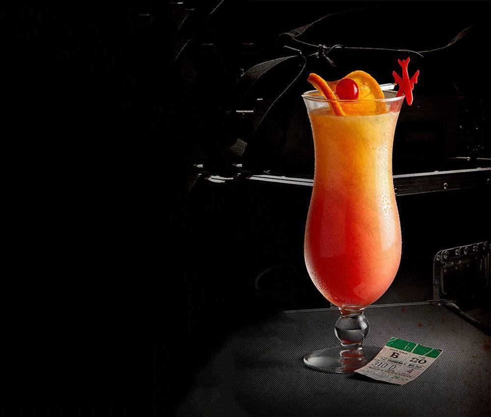 Текила санрайз коктейль рецепт с фото - 1000.menu