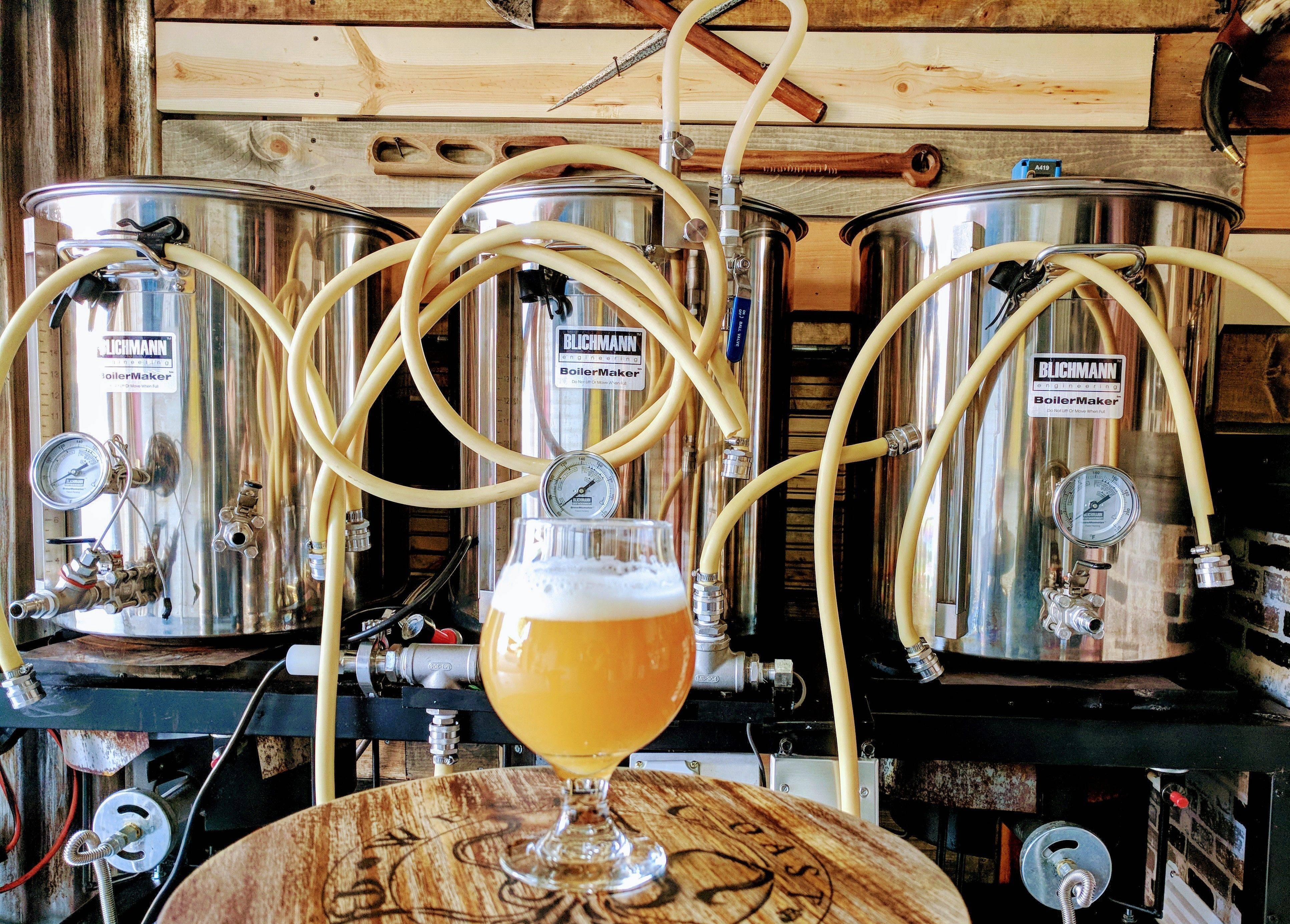 Методы карбонизации домашнего пива: естественная карбонизация