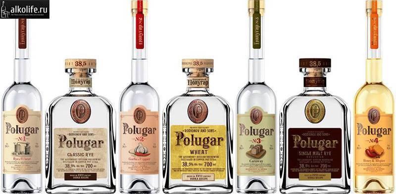 Полугар: рецепт изготовления хлебного вина в домашних условиях