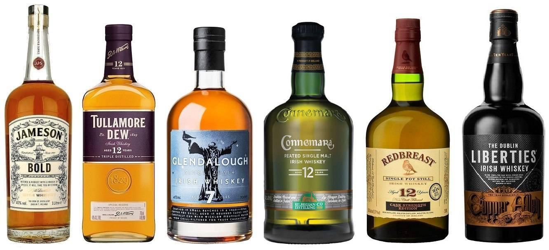 Ирландский виски: особенности, история, виды и сорта, бренды