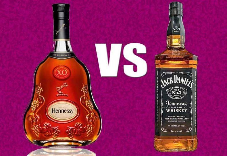Чем отличается виски от коньяка: какой напиток лучше пить