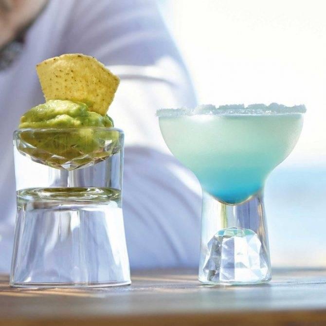 Из чего состоит алкогольный коктейль маргарита и как его пить