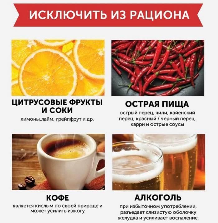 Алкоголь при гастрите: особенности употребления пива, водки и вина