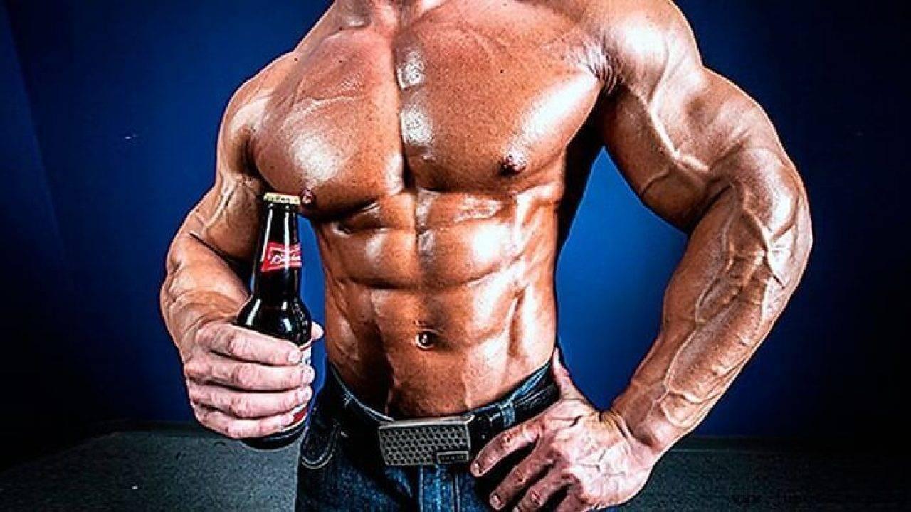 Можно ли пить алкоголь после тренировки