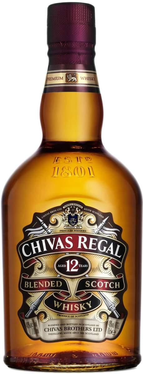 Все о виски чивас ригал