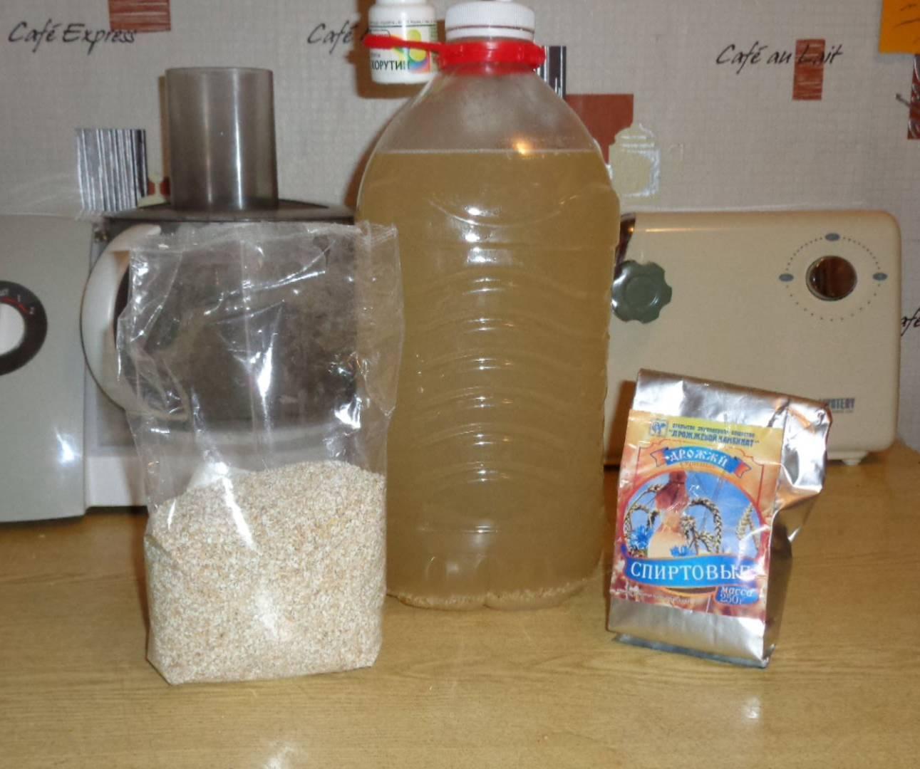 Лучшие рецепты приготовления браги для самогона
