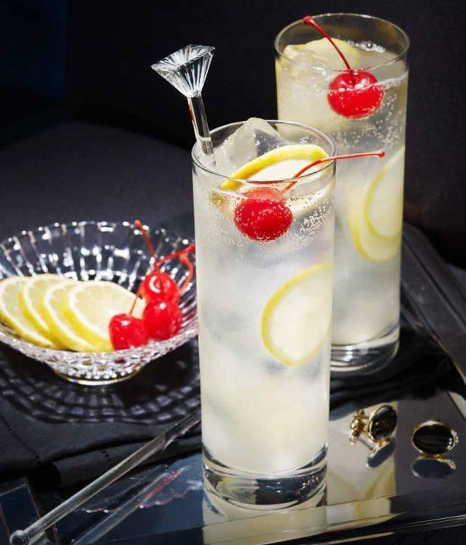 Рецепт коктейля том коллинз (tom collins cocktail) - мир коктейлей для настоящих гурманов