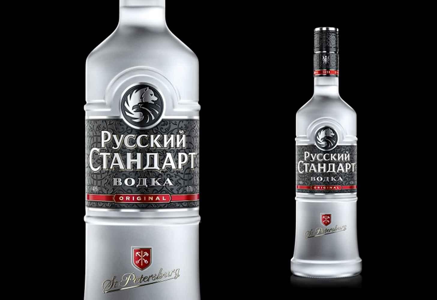 Водка русский стандарт: отзывы покупателей