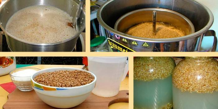 Самогон из ячменя: простой рецепт в домашних условиях, как сделать брагу без дрожжей и проращивания