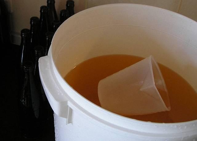 Рецепт пива в домашних условиях из ячменя и хмеля, без солода