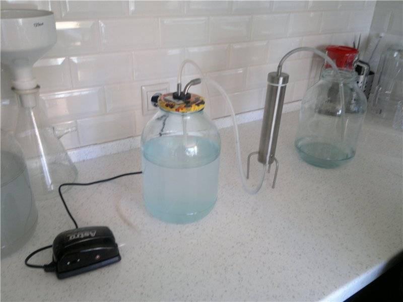 Угольная колонна для очистки самогона своими руками: материалы и инструкция по сборке