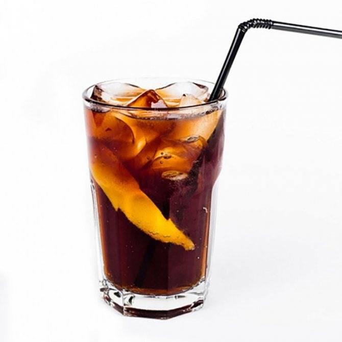 Лонг айленд айс ти — 4 рецепта популярного коктейля