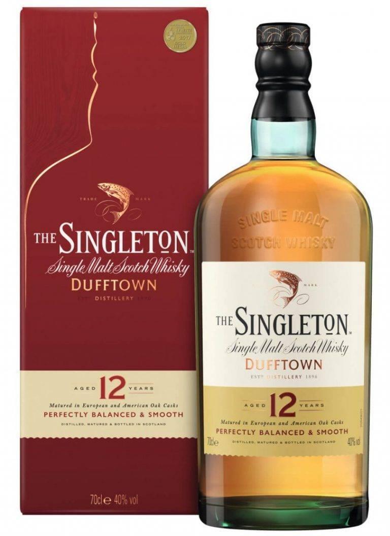 Виски singleton (синглтон) — история, технология производства, виды