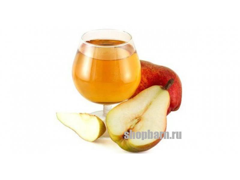 Грушевый сидр: рецепт приготовления старинного напитка в домашних условиях. грушевый сидр в домашних условиях.