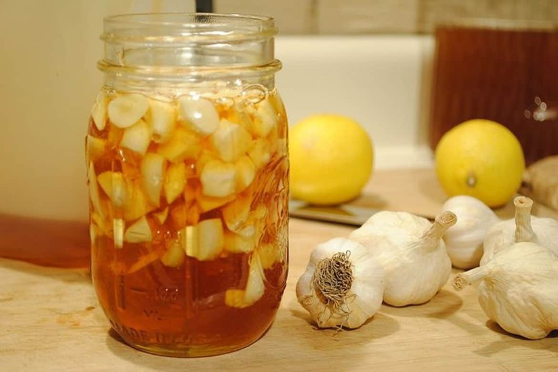 Как принимать чеснок, лимон и мед для чистки сосудов