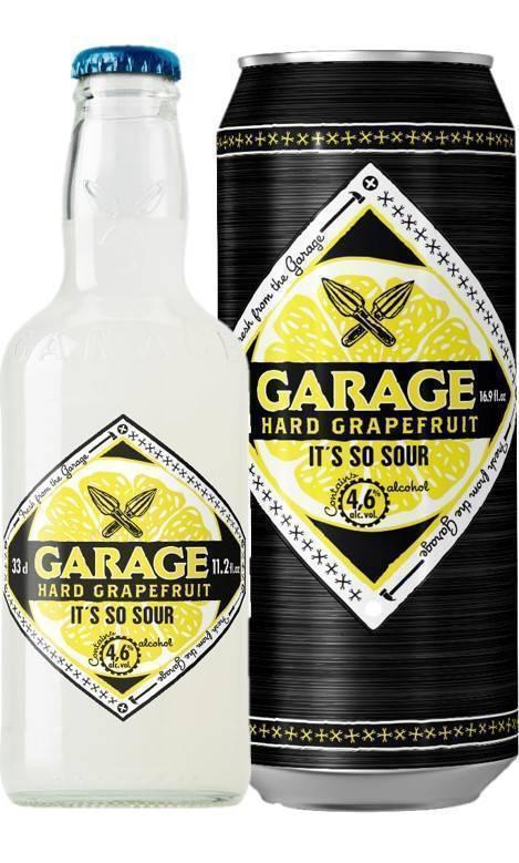 Алкогольный напиток гараж со сколько лет можно пить