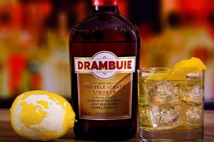 Ликер драмбуи (drambuie) - вкусняха