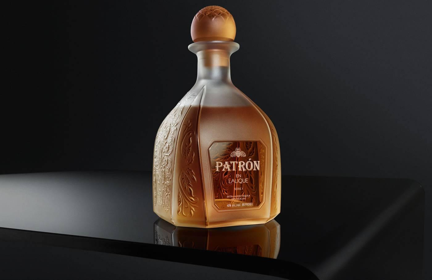 Текила патрон (patron) – особенности, виды, история