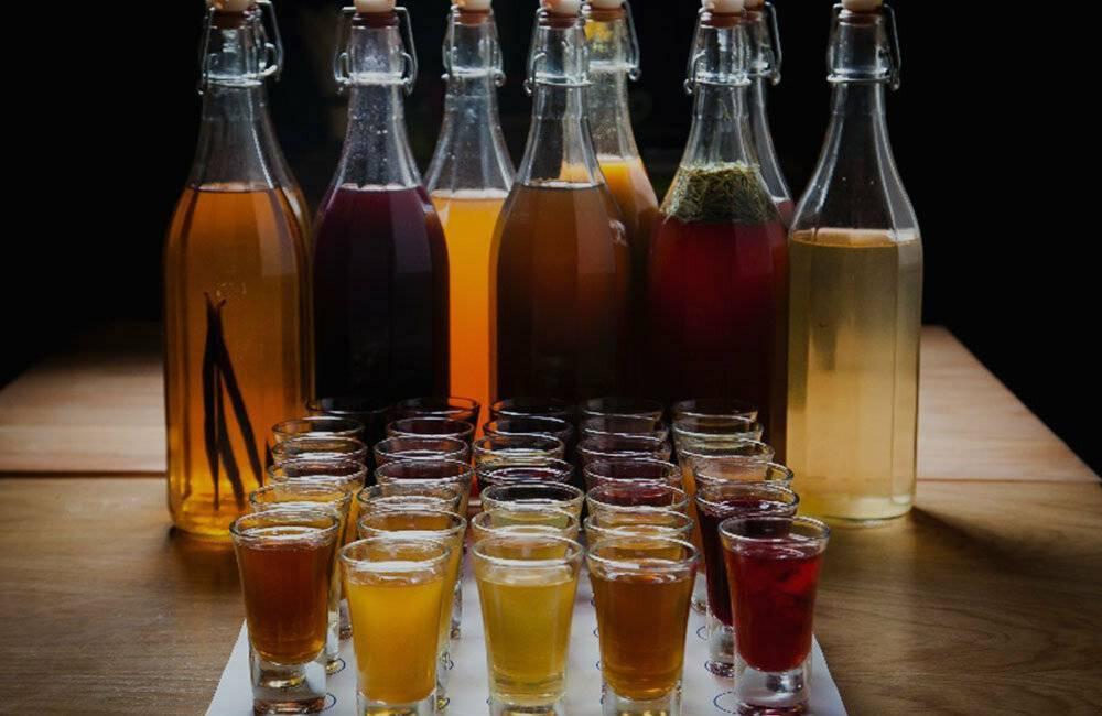 Быстрые домашние ликеры, или напитки быстрого приготовления