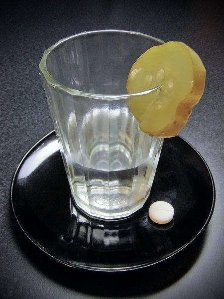 Аспирин с алкогольными напитками