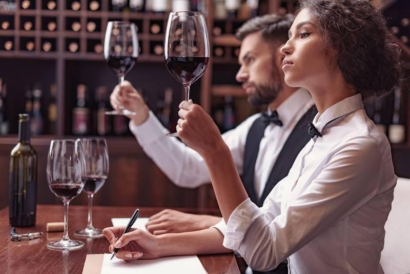 Виды и цели дегустации вина