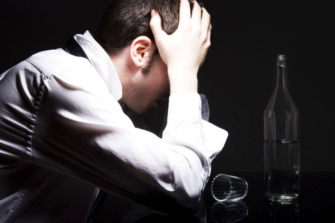 Почему пьяный человек становится агрессивным