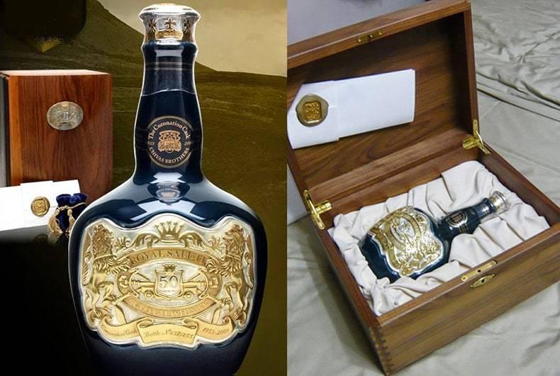 Обзор самых дорогих и элитных сортов виски