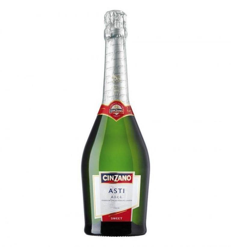 Игристое асти — итальянский напиток с южным характером