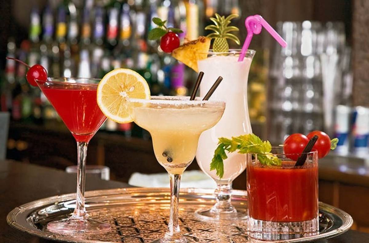 Рецепты согревающих коктейлей от известных барменов