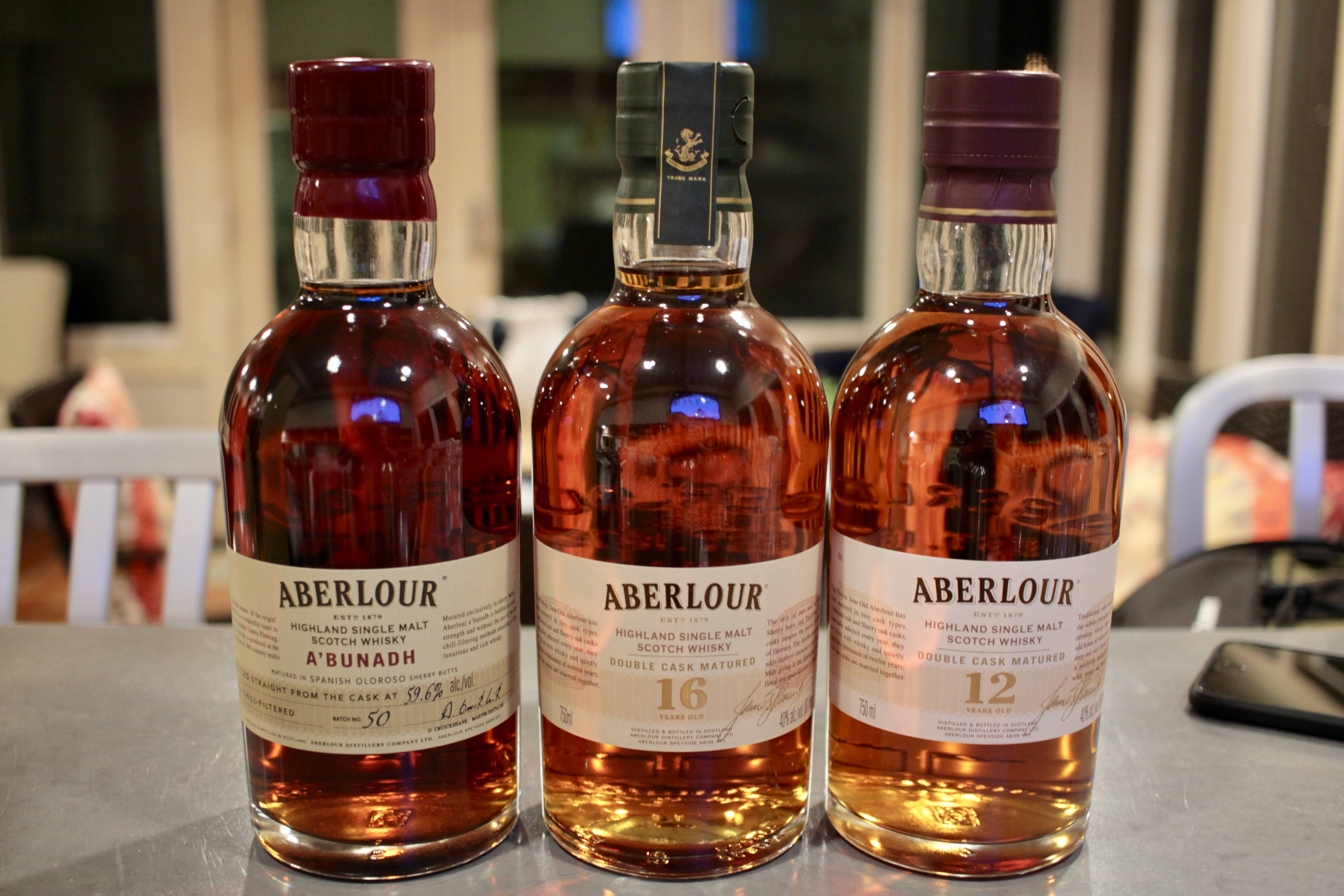 Виски aberlour 12 лет и его описание + видео | наливали