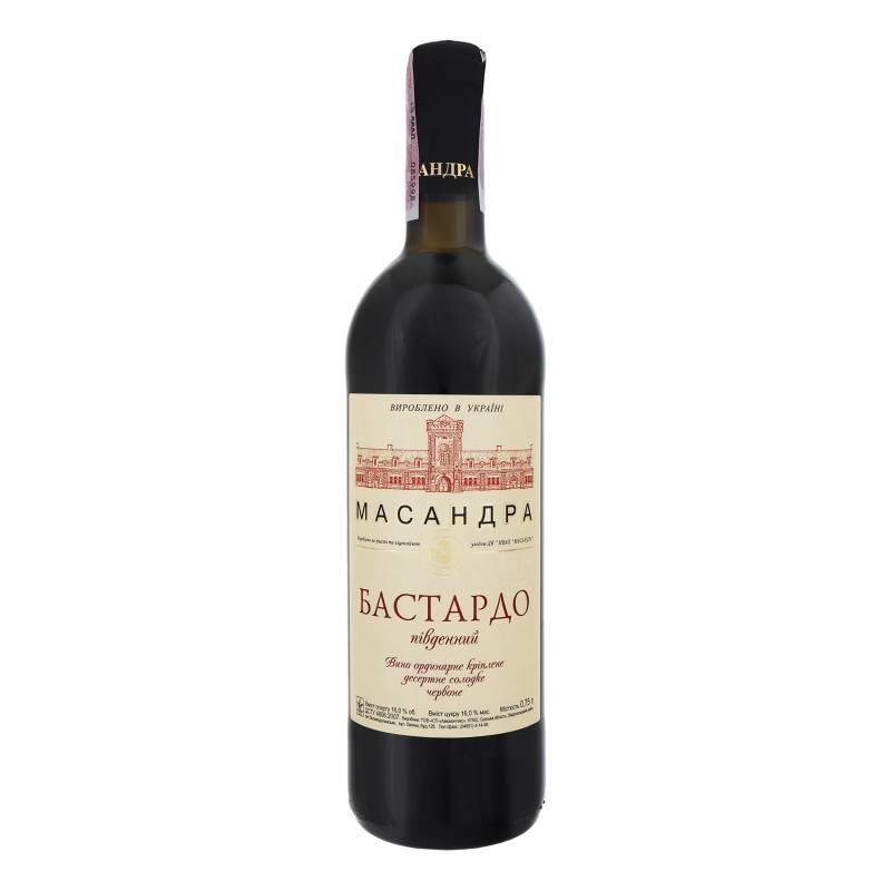 Вино бастардо- сорт винограда, отзывы, марки