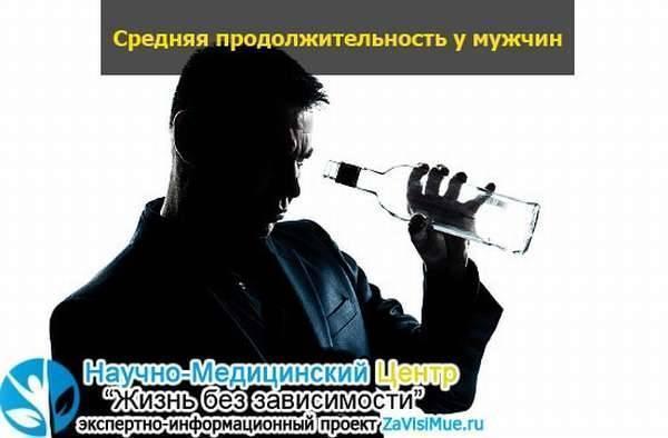 Если человек пьет алкоголь каждый день сколько он проживет в итоге?