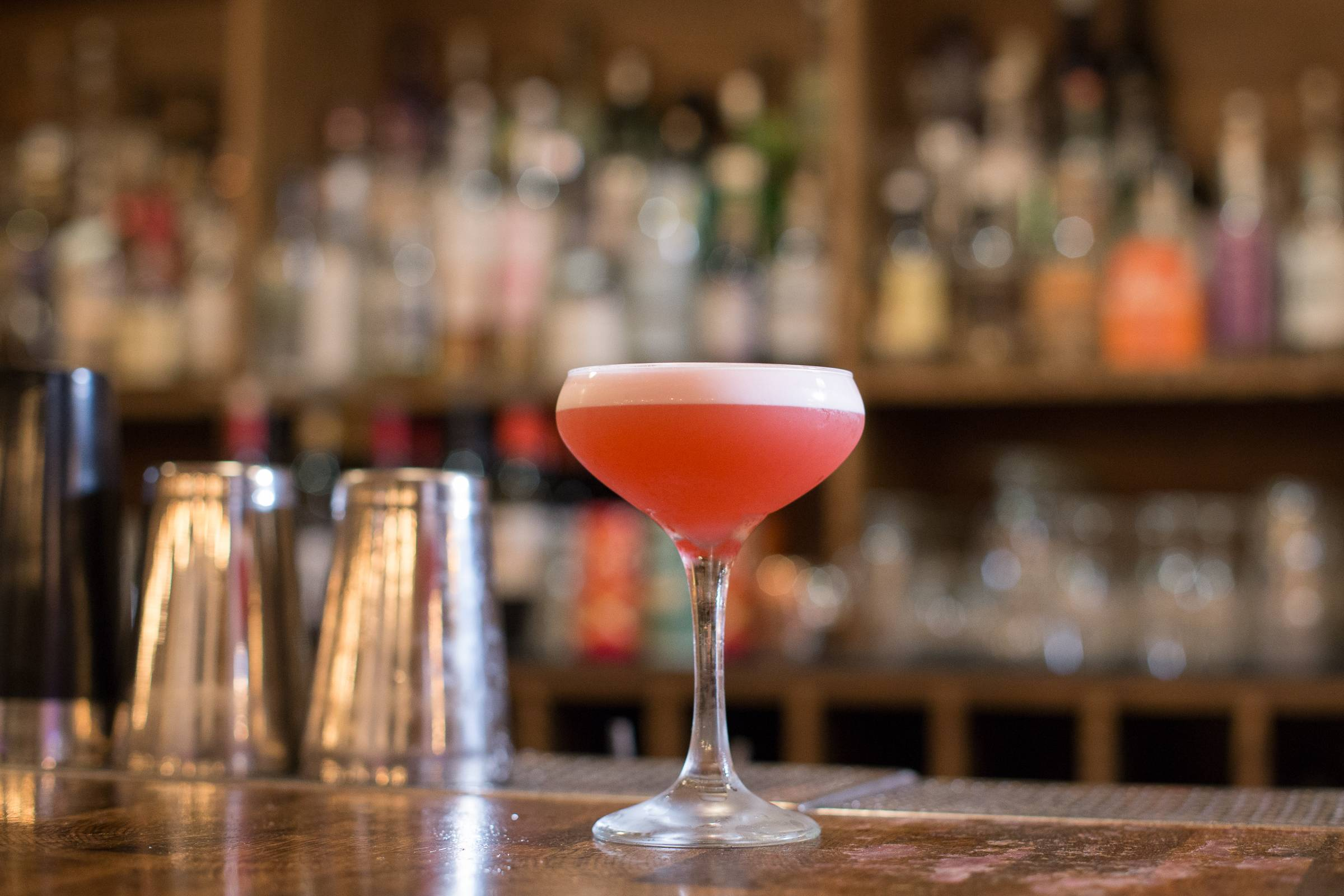 Clover club (revised) – science of drink clover club (revised) – science of drink