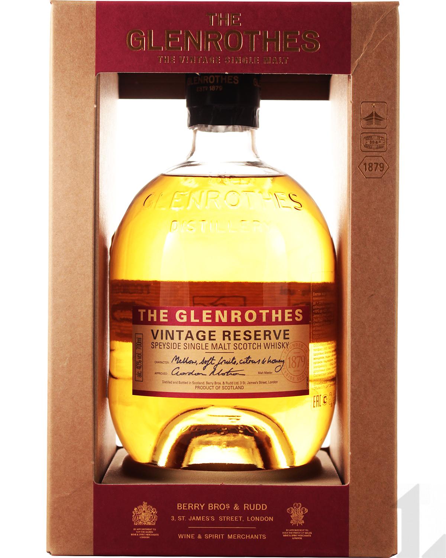 Виски glenrothes (гленротс): описание, история и виды марки