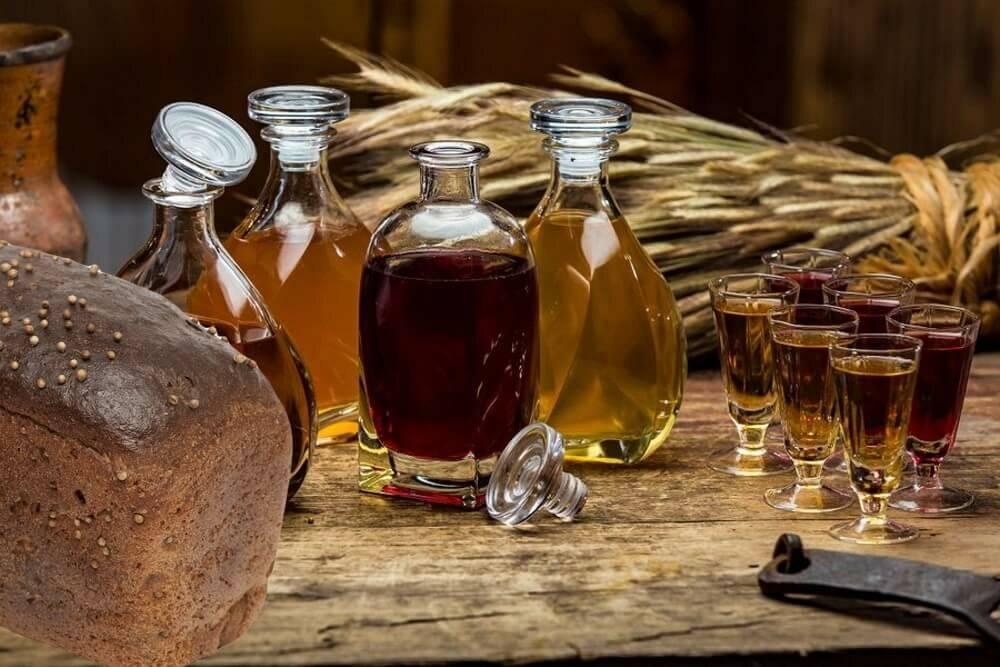 Бородинская настойка на самогоне: подробный рецепт с фото