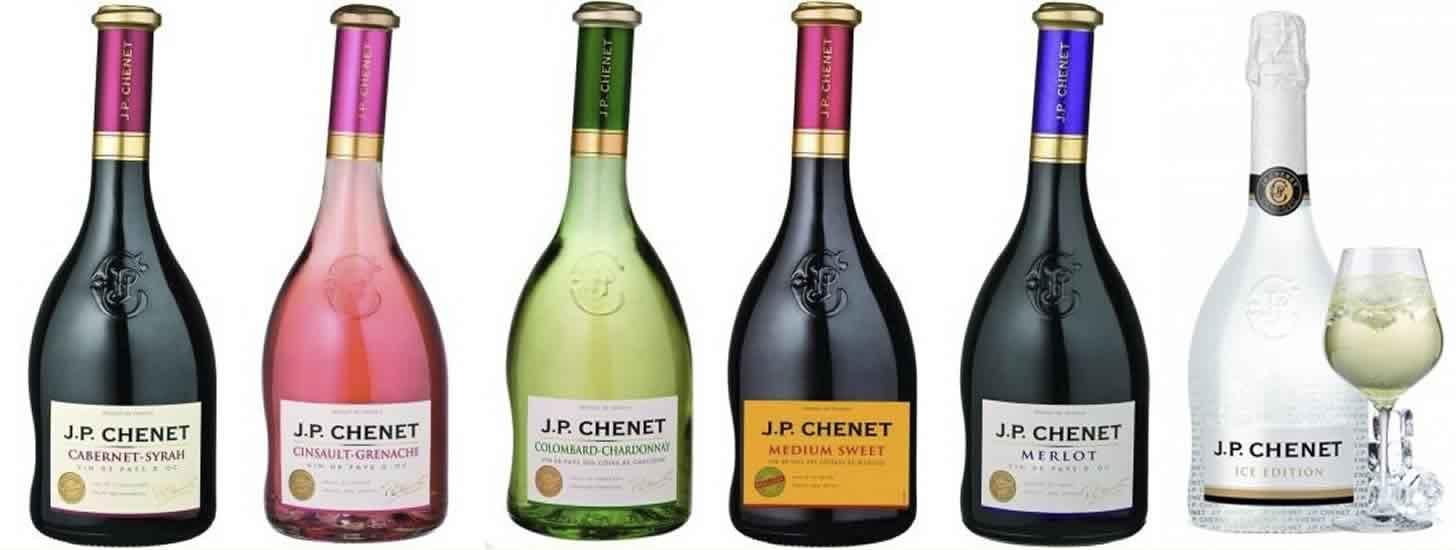 J p chenet: красное сухое и полусладкое вино жан поль шене, особенности шампанского с кривым горлышком