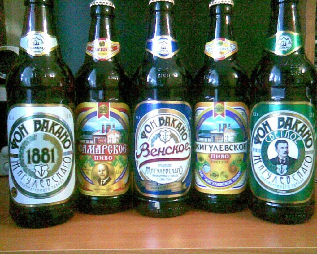 Жигулевское пиво: рецепт в домашних условиях времен ссср, крепость, состав традиционного светлого алкоголя