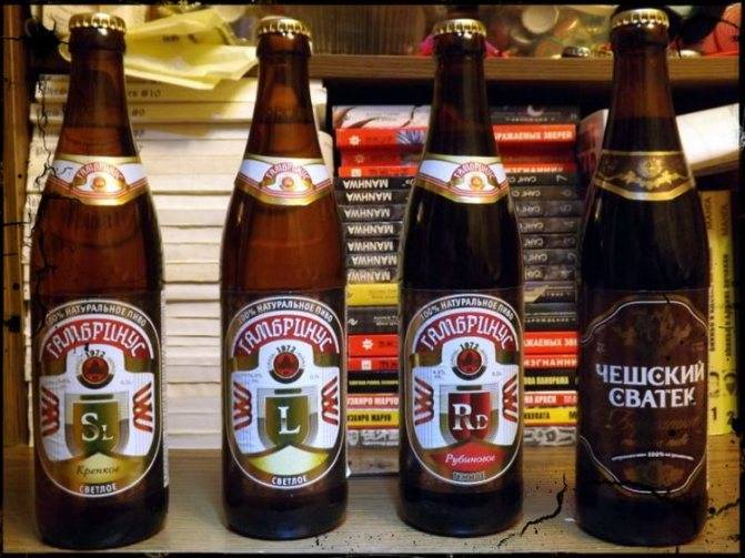 Пиво гамбринус: все сорта знаменитого пенного из чехии | inshaker | яндекс дзен