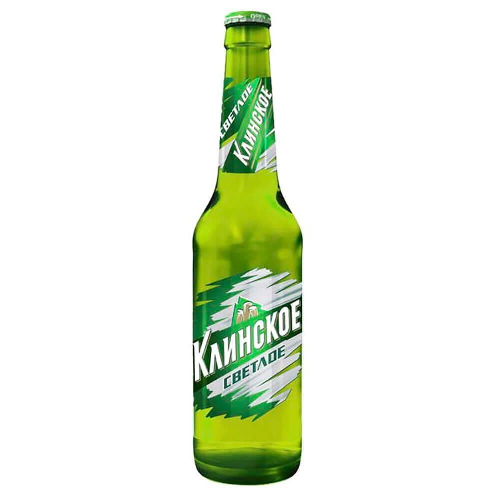 Пиво клинское (klinskoe): история напитка, его состав и виды