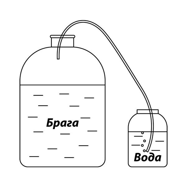 Как сделать брагу в домашних условиях