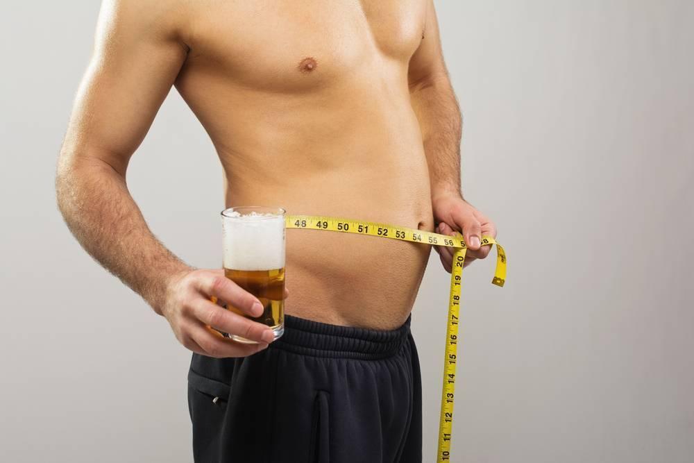 Почему от пива толстеют?