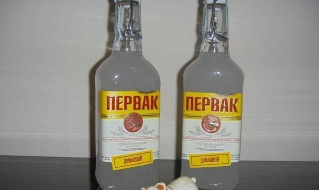 Водка первак: производители в россии, как приготовить солодовую, пшеничную, мутную настойку в домашних условиях
